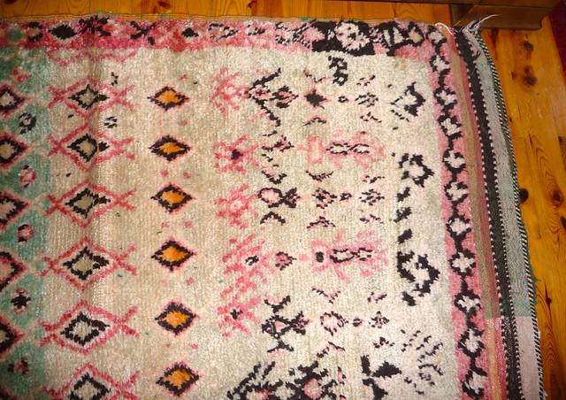 tapis ethnique azilal