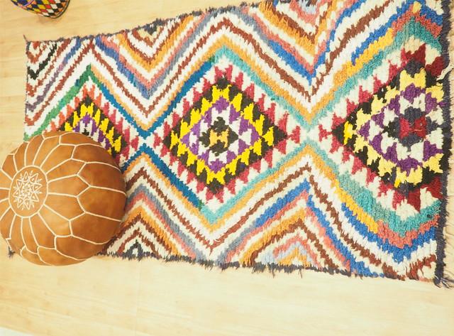 tapis boucherouite pas cher
