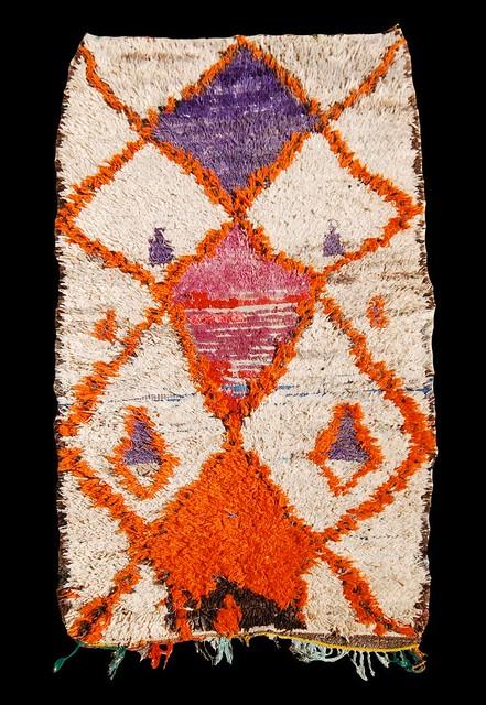 Boucherouite tapis