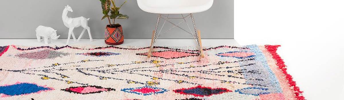 colori tapis berbere