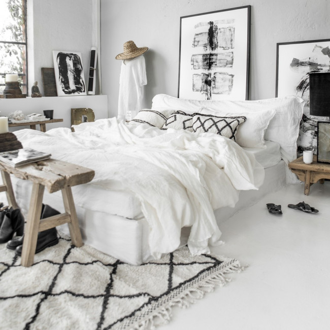 tapis berbere chambre