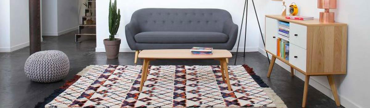 tapis berbere salon